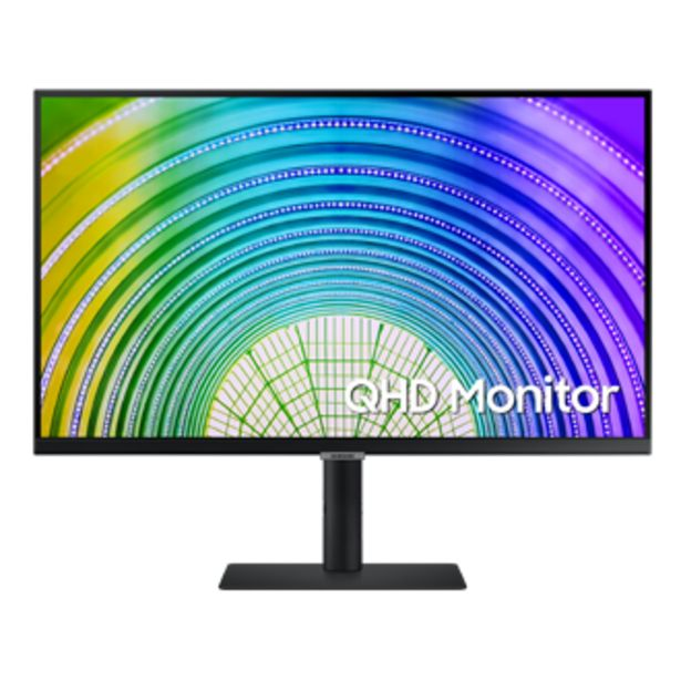 """27"""" QHD Monitor with IPS panel and USB type-C offers at S$ 708"""