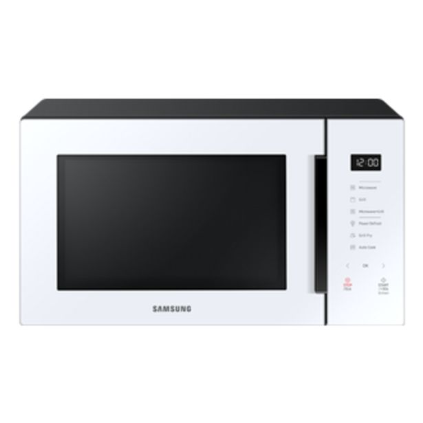 Grill Microwave Oven with Grill Fry, 30L (White) offers at S$ 319