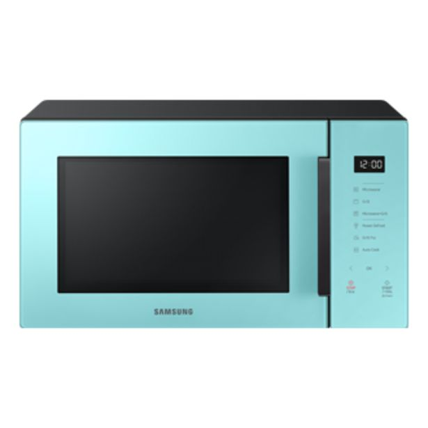 Grill Microwave Oven with Grill Fry, 30L (Mint) offers at S$ 319