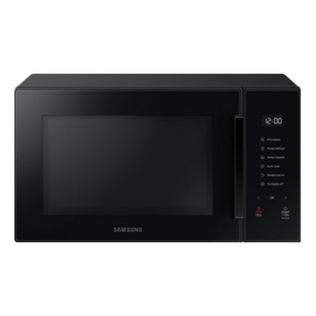 Solo Microwave Oven with Home Dessert, 30L (Black) offers at S$ 249
