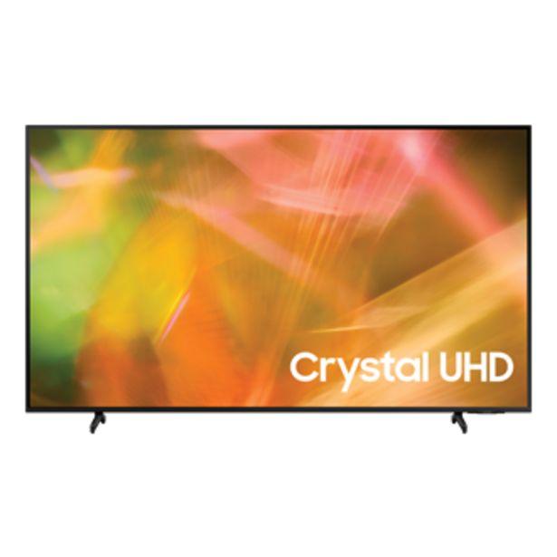 AU8000 Crystal UHD 4K Smart TV (2021) 4 Ticks offers at S$ 1639