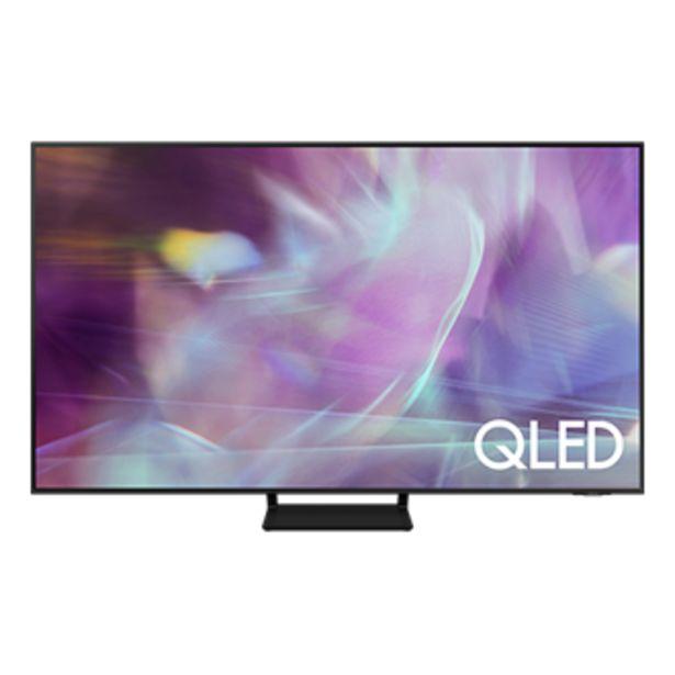 Q60A QLED 4K Smart TV (2021) 4 Ticks offers at S$ 4190