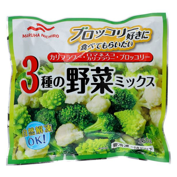 MARUHANICHIRO MIX VEGETABLE 250G offers at S$ 6.3