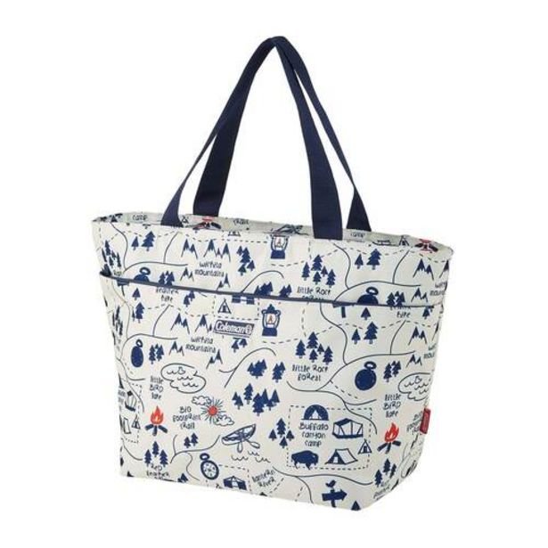 Soft Cooler Daily Tote 25L (Camp Map) offers at S$ 51.36