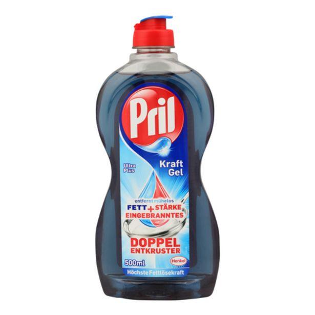 Pril Kraft Gel Ultra Plus (500ml) offers at S$ 5.35