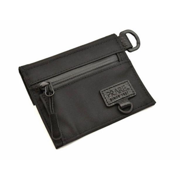 Prairie ACTIVE Minimal Wallet in Black offers at S$ 199