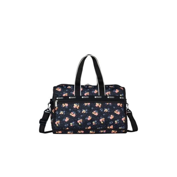 LeSportsac Deluxe Medium Weekender Citrus Breeze offers at S$ 175
