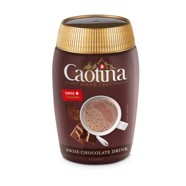 Caotina Chocolate Drink Mix (200g) offers at S$ 7.95