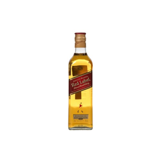 Johnnie Walker Red Label  (200ml) offers at S$ 21.5