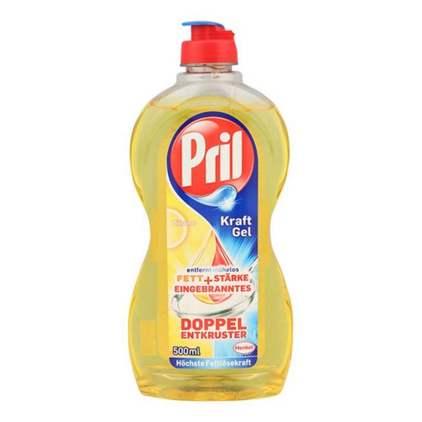Pril Kraft Gel Lemon (500ml) offers at S$ 5.35