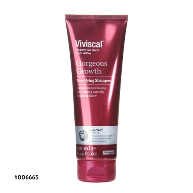 Viviscal Gorgeous Growth Densifying Shampoo 250ml offers at S$ 29.9