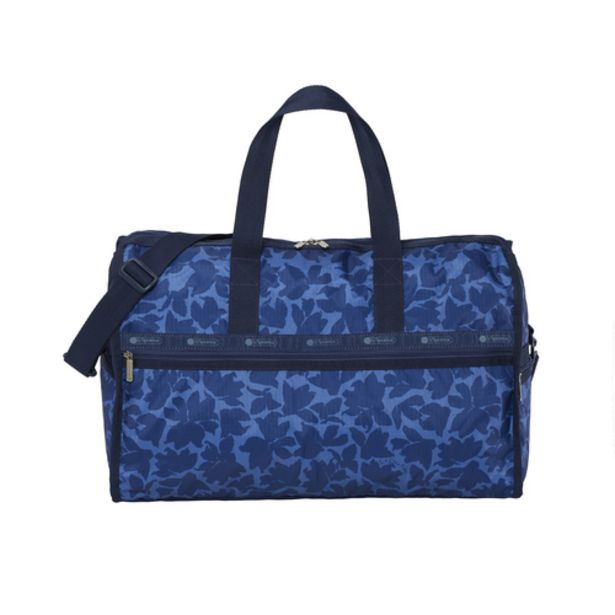 LeSportsac Deluxe Large Weekender Flower Petals offers at S$ 190