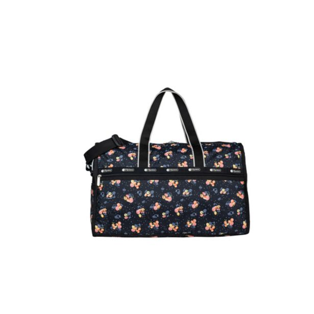 LeSportsac Deluxe Large Weekender Citrus Breeze offers at S$ 190