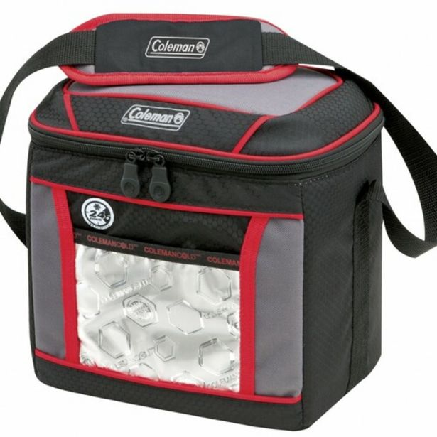 12 Hour Retention Soft Cooler (Black) offers at S$ 34.24