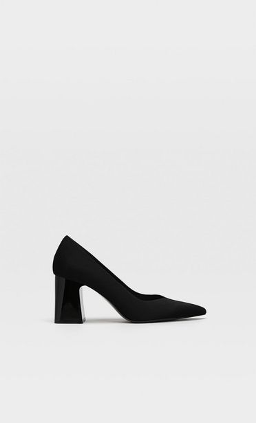 Block heel shoes offers at S$ 59.9