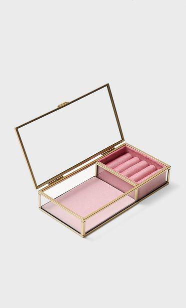 Velvet jewellery box offers at S$ 39.9