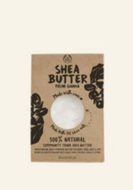 100% Natural Shea Butter offers at S$ 31