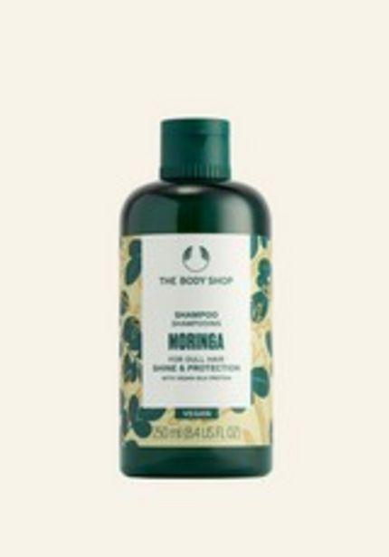 Moringa Shine & Protection Shampoo offers at S$ 17