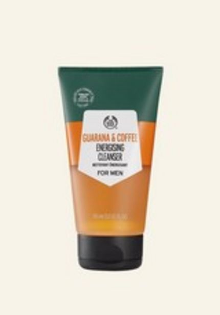 Guarana & Coffee Energising Cleanser for Men offers at S$ 20