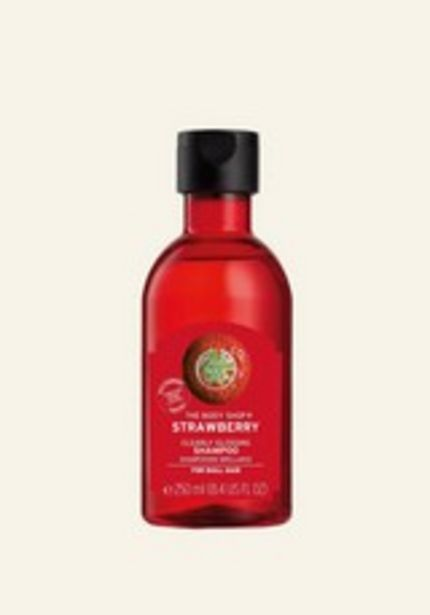 Strawberry Clearly Glossing Shampoo offers at S$ 15