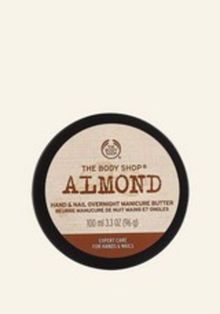 Almond Hand & Nail Butter offers at S$ 25