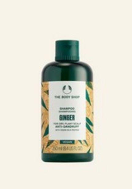 Ginger Anti-dandruff Shampoo  offers at S$ 17