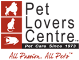 Logo Pet Lovers Centre